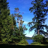 Photo taken at West Shawnigan Provincial Park by Talia W. on 8/7/2013