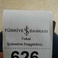 Photo taken at Türkiye İş Bankası by Osman Y. on 6/27/2016