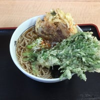 Photo taken at 箱根そば 古淵店 by どれえる on 12/13/2015