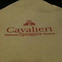 Photo taken at Cavalieri Spiaggia by Massi @. on 1/18/2013