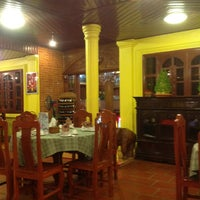 Photo taken at Red House Restaurant Singapore Seafood by Kieun A. on 1/10/2013