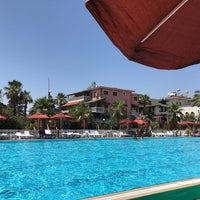 Photo taken at Baskent Tatil Koyu Havuz by Baris C. on 7/5/2017