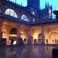 Foto tomada en The Roman Baths por Akihasu L. el 11/1/2012