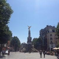 Photo taken at Reims by Ju Liette on 6/5/2013