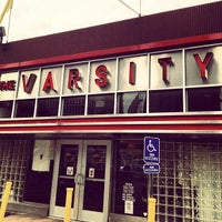 Photo taken at The Varsity by jeff b. on 9/14/2012