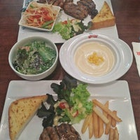 Photo taken at Jeffer Steak by Mameaw F. on 5/28/2017
