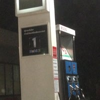 Photo taken at Esso by KunSak on 10/17/2012