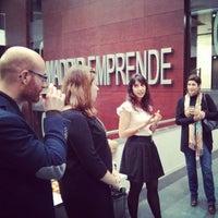 11/25/2014にÁngel Luis Q.がVivero de empresas de Carabanchel. Madrid Emprendeで撮った写真