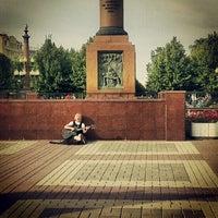 Снимок сделан в Трубная площадь пользователем Tolya B. 9/14/2012