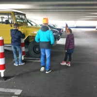 Photo taken at Parkeergarage De Kamp P5 by Bianca 2. on 4/27/2017