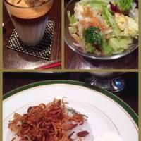 Photo taken at cafe & gallery kai by Megumi G. on 10/8/2013