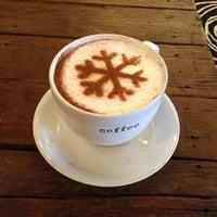 Снимок сделан в The Coffee Loft пользователем Chris S. 12/17/2012