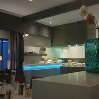 Photo taken at Van der Valk Hotel Wieringermeer by Rieneke E. on 11/2/2014