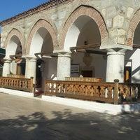 Photo taken at Sığacık Camii by Sevde A. on 7/30/2017