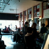Photo taken at All Good Cafe by Mike D. on 1/5/2013
