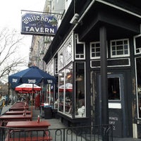 Photo taken at White Horse Tavern by Mike D. on 4/13/2013