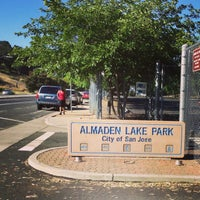 Photo taken at Almaden Lake Park by Chummy on 6/14/2014