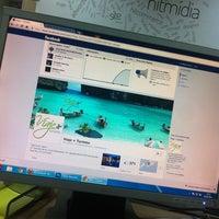 Foto tirada no(a) Hitmídia por Liderico N. em 10/2/2012