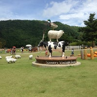 Photo taken at The Scenery Vintage Farm by Bobo R. on 6/22/2013