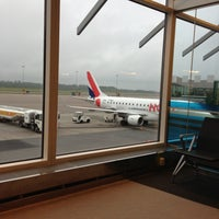 Photo taken at Gothenburg Landvetter Airport (GOT) by Kana S. on 7/4/2013