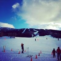 Photo taken at Saddleback Mountain by Brad F. on 12/31/2014