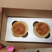 Photo taken at Cupcake Shoppe by Jessie W. on 5/13/2013