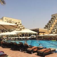 7/6/2016 tarihinde Maky J.ziyaretçi tarafından Rixos Bab Al Bahr Pool'de çekilen fotoğraf