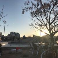 Photo taken at Lara Su Cafe - Düden Park by Cihan C. on 1/28/2018