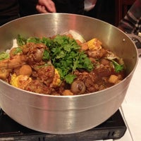 Photo taken at Hunan Kitchen Of Grand Sichuan by Benny Y. on 11/9/2013