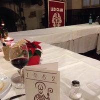 Photo taken at Hotel Ristorante Sant'Eustorgio by Alessandro C. on 12/15/2013