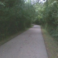 Photo taken at Mill Creek Greenway Trail by Chris A. on 8/20/2013