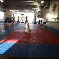 Photo taken at Kyu Martial Arts by Angel N. on 5/3/2013