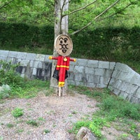 Photo taken at 四季の郷公園 by Chie on 5/4/2015