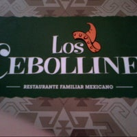 Photo taken at Los Cebollines by Frank C. on 4/27/2013