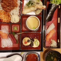 Photo taken at Sushi Sei by Andreas S. on 8/1/2017