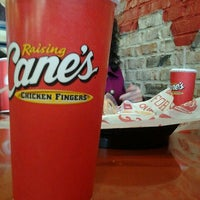 Photo taken at Raising Cane's by Olivia L. on 3/2/2013