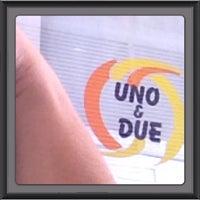 Foto tirada no(a) Uno & Due por Larissa S. em 5/15/2013