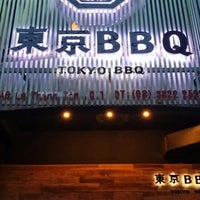 Photo taken at Tokyo BBQ by Shigeo T. on 5/27/2014