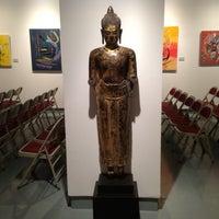 Photo taken at Tibet House US by Sharon Salzberg on 4/2/2013