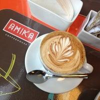 Foto tirada no(a) Amika Coffeehouse por Marcilio S. em 4/18/2013
