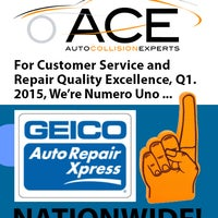 Photo taken at Auto Collision Experts (ACE) by Auto Collision Experts (NoCo) on 5/1/2015