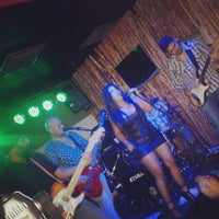 Photo taken at Bahía Rasta Bar by Javier A. on 5/24/2013
