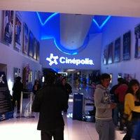 Photo taken at Cinépolis by Javier H. on 12/9/2012