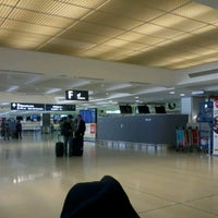Photo taken at T1 International Terminal by Cynthia O. on 11/19/2012