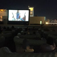 Photo taken at Cinemagic's Rooftop Venue by fajer a. on 3/30/2016