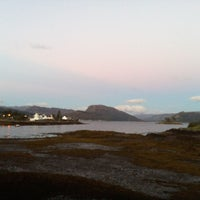 Photo taken at Plockton Harbor by Saba on 10/13/2013