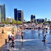 Foto scattata a Waterfront Park at Embarcadero da Peter H. il 5/31/2014