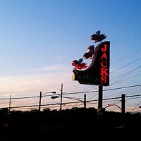 Photo taken at Jack's Bar-B-Que by Badbear T. on 10/7/2012