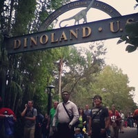 Photo taken at DinoLand U.S.A. by Ned L. on 12/24/2012
