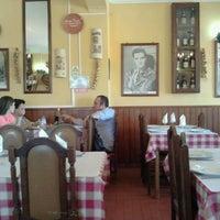 Photo taken at Dallas Restaurante by Pedro L. on 6/14/2013